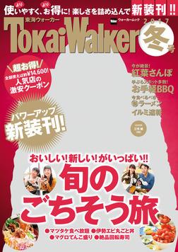 TokaiWalker東海ウォーカー 冬 2017-電子書籍