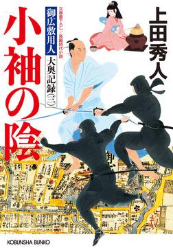 小袖の陰~御広敷用人 大奥記録(三)~-電子書籍