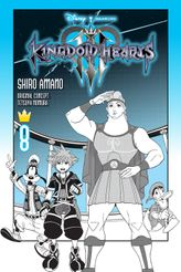 Kingdom Hearts III, Chapter 8 (manga)