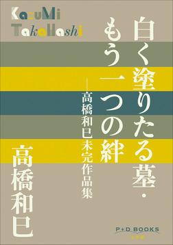 P+D BOOKS 白く塗りたる墓・もう一つの絆 ~高橋和巳未完作品集~-電子書籍