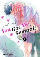 You Got Me, Sempai! Volume 8