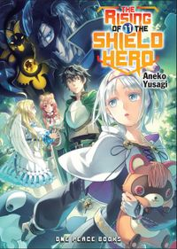 The Rising of the Shield Hero Volume 11