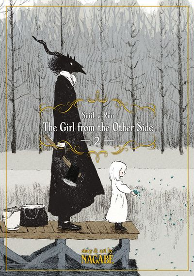 Girl From the Other Side: Siuil, a Run Vol. 2