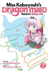 Miss Kobayashi's Dragon Maid: Kanna's Daily Life Vol. 7