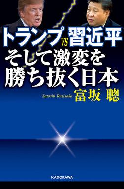 トランプVS習近平 そして激変を勝ち抜く日本-電子書籍