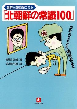 「北朝鮮の常識100」(小学館文庫)-電子書籍