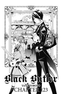 Black Butler, Chapter 123