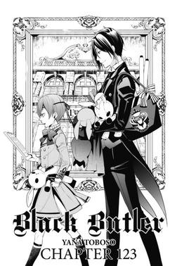 Black Butler, Chapter 123-電子書籍