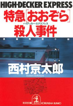特急「おおぞら」(ハイデッカー・エクスプレス)殺人事件-電子書籍