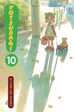 Yotsuba&!, Vol. 10-電子書籍