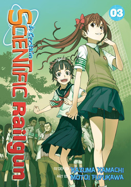 A Certain Scientific Railgun Vol. 3