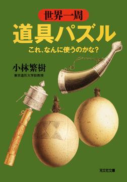世界一周道具パズル~これ、なんに使うのかな?~-電子書籍