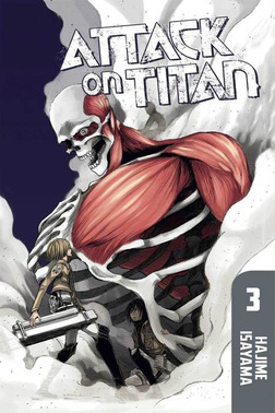 Attack on Titan 3-電子書籍