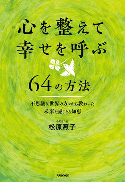 心を整えて幸せを呼ぶ64の方法 不思議な世界の方々から教わった未来を感じとる知恵-電子書籍