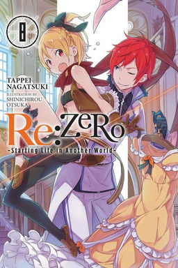 Re:ZERO -Starting Life in Another World-, Vol. 8