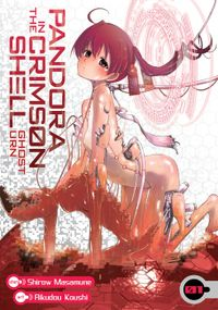 Pandora in the Crimson Shell: Ghost Urn Vol. 01