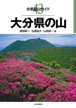 分県登山ガイド 43 大分県の山-電子書籍