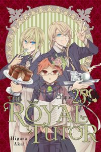 The Royal Tutor, Chapter 25