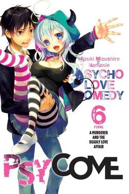 Psycome, Vol. 6-電子書籍