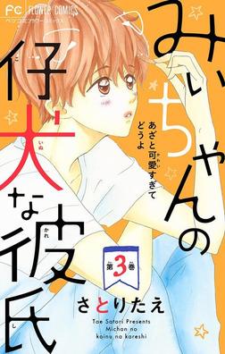 みぃちゃんの仔犬な彼氏【マイクロ】(3)-電子書籍