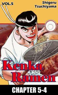 KENKA RAMEN, Chapter 5-4