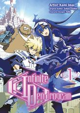 [Manga Set 20% OFF] Infinite Dendrogram Volume 1-2