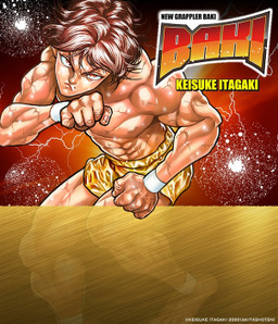 BAKI, Vol. 1: Bookshelf Skin