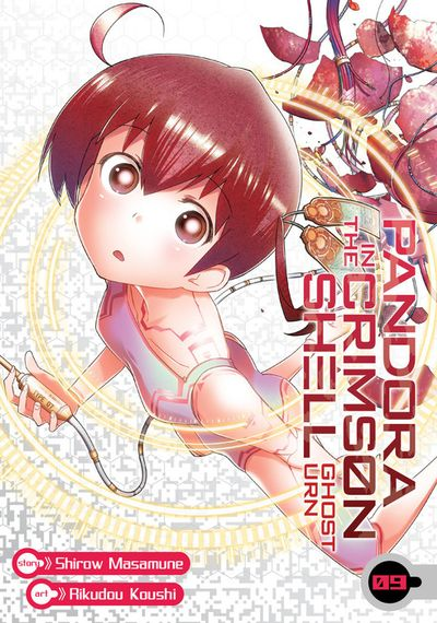 Pandora in the Crimson Shell: Ghost Urn Vol. 09