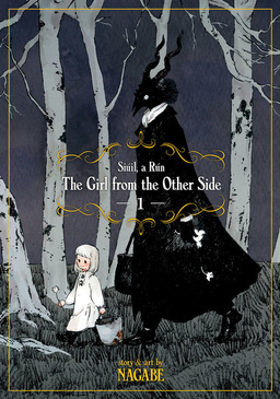 The Girl From the Other Side: Siuil, a Run Vol. 1