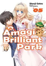 Amagi Brilliant Park: Volume 5