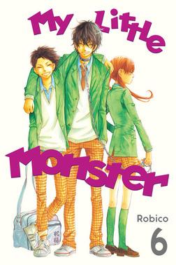 My Little Monster 6-電子書籍