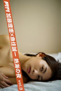 月刊加藤理恵×魚住誠一 熱海の夜 vol.3-電子書籍