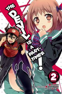 The Devil Is a Part-Timer, Vol. 2 (manga)