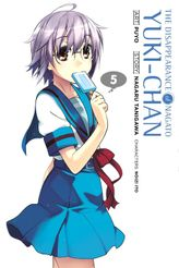 The Disappearance of Nagato Yuki-chan, Vol. 5