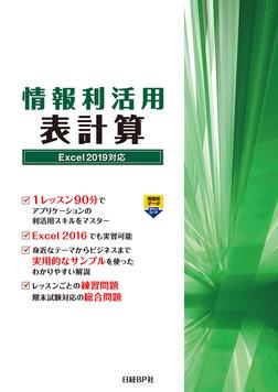 情報利活用 表計算 Excel 2019対応-電子書籍