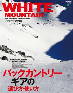 PEAKS特別編集 WHITE MOUNTAIN 2019-電子書籍