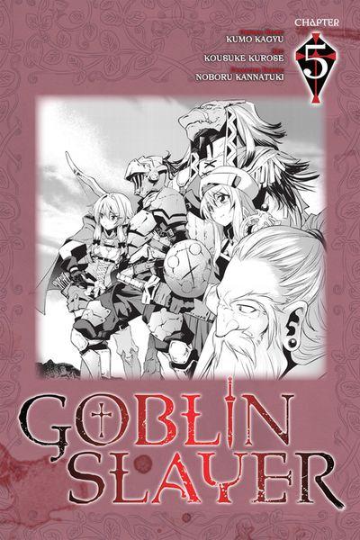 Goblin Slayer, Chapter 5 (manga)