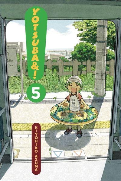 Yotsuba&!, Vol. 5