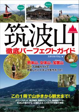筑波山 徹底パーフェクトガイド この1冊で山歩きから観光まで!-電子書籍