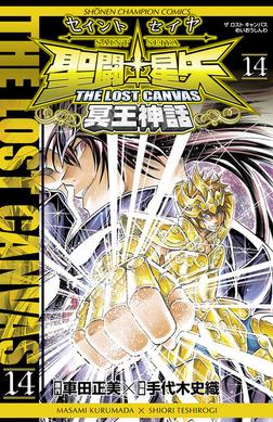聖闘士星矢 THE LOST CANVAS 冥王神話 14-電子書籍