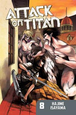 Attack on Titan 8-電子書籍
