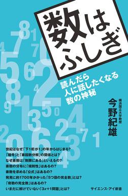 数はふしぎ 読んだら人に話したくなる数の神秘-電子書籍
