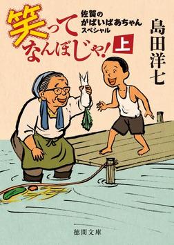 佐賀のがばいばあちゃんスペシャル 笑ってなんぼじゃ! (上)-電子書籍
