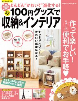 100円グッズで楽々収納&インテリア-電子書籍