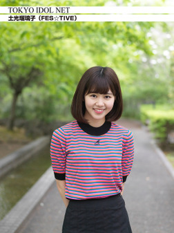 [TOKYO IDOL NET] 土光瑠璃子 (FES☆TIVE)-電子書籍