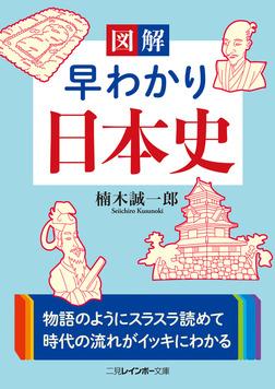 図解 早わかり日本史-電子書籍