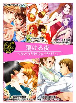 蕩ける夜~ひとりだけじゃイヤ!?~ LOVE STORMセレクション VOL.3-電子書籍