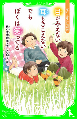 目がみえない 耳もきこえない でもぼくは笑ってる 障がい児3兄弟物語-電子書籍