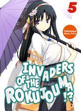 FREE: Invaders of the Rokujouma!? Volume 5