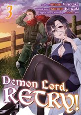 Demon Lord, Retry! Volume 3